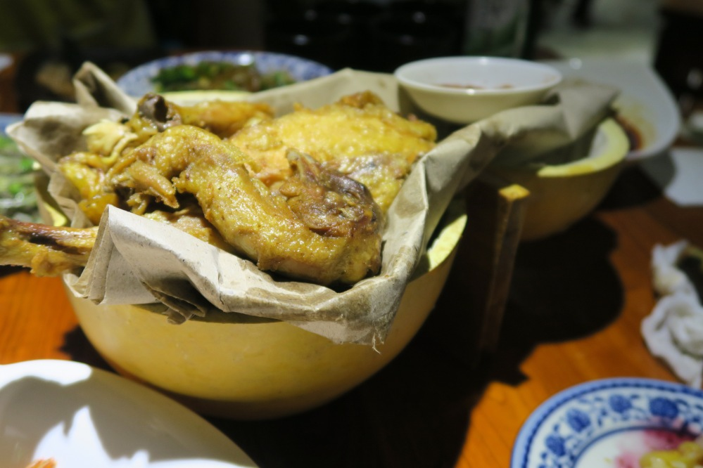 Xi'an Huluji chicken