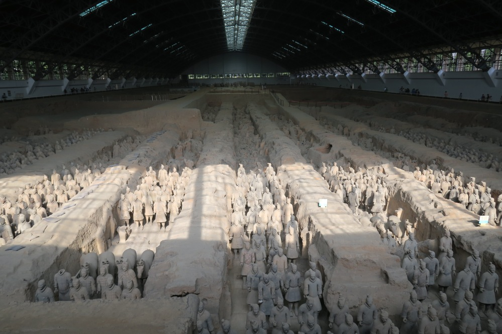 Xi'an Terracotta Warriors
