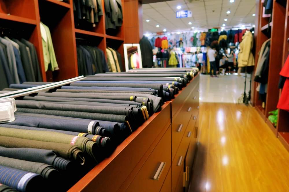 Shanghai South Bund Fabric Market