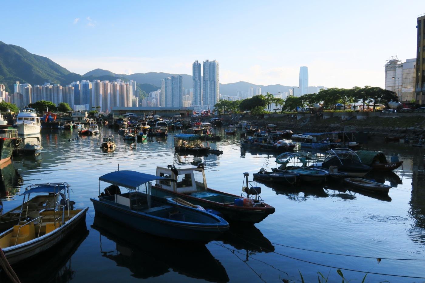 Lei Yue Mun Hong Kong