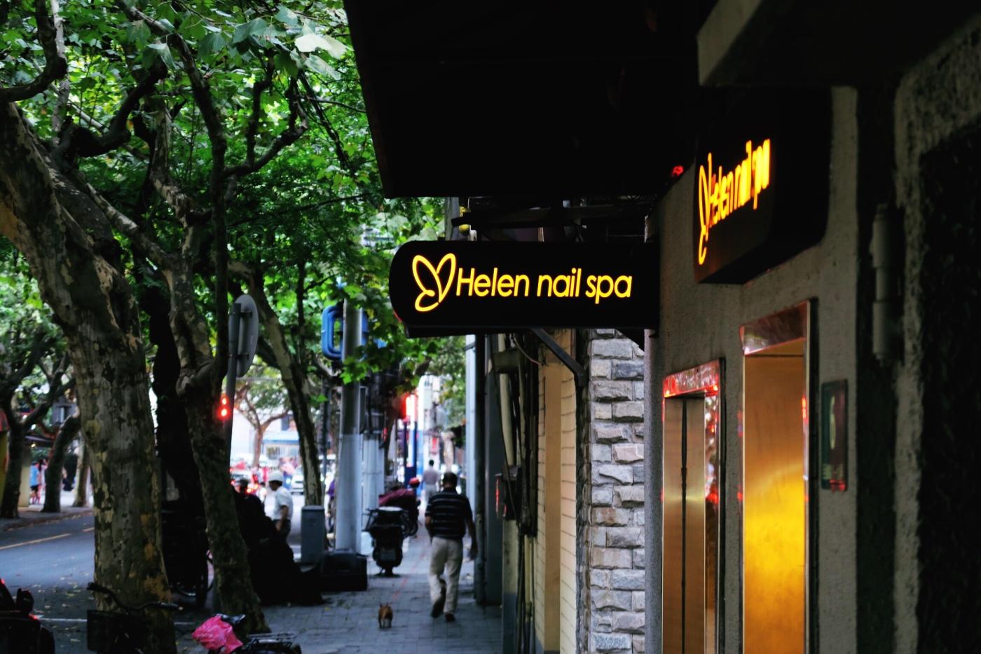 Helen Nail Spa Shanghai Expat Blog