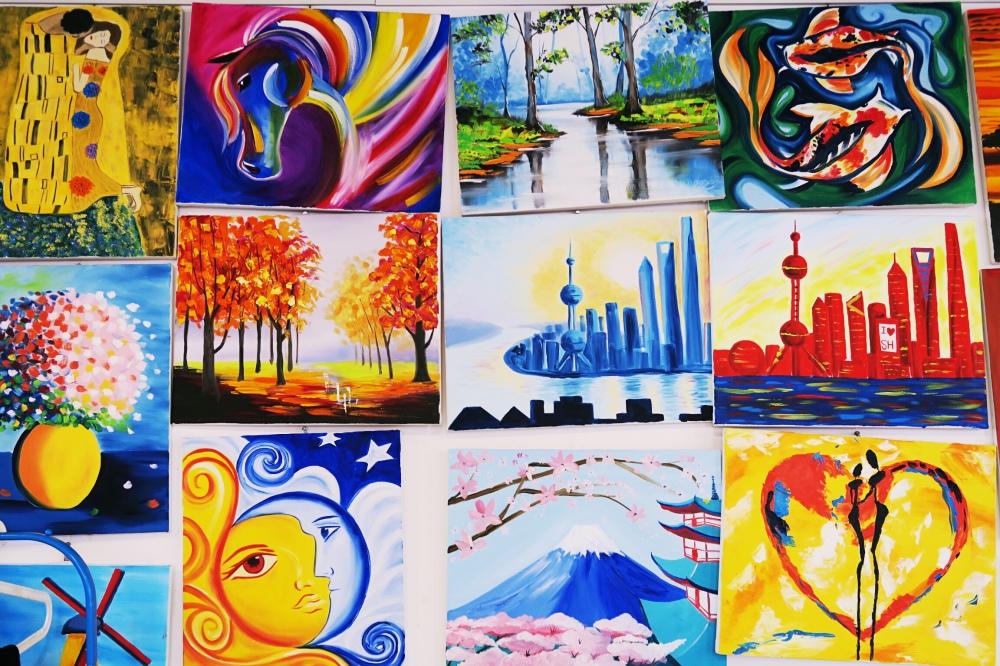 Sip n Paint Shanghai