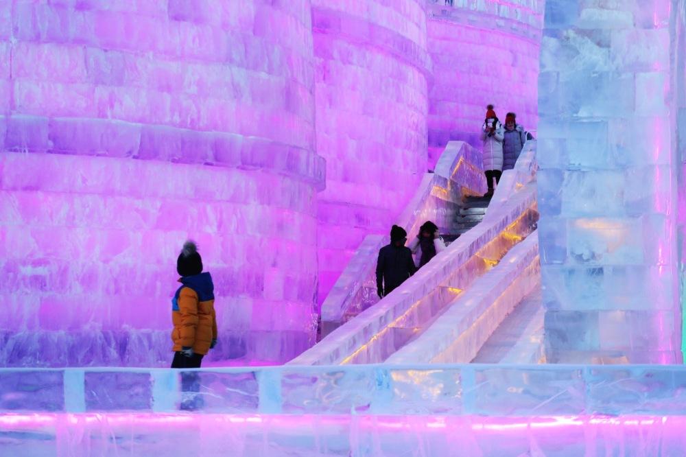 Harbin Ice and Snow Festival Shanghaista Blog