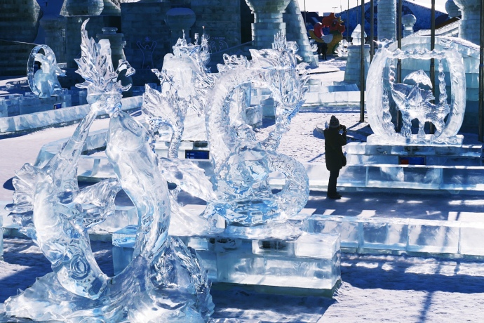 Harbin Ice and Snow Festival Shanghaista Blog