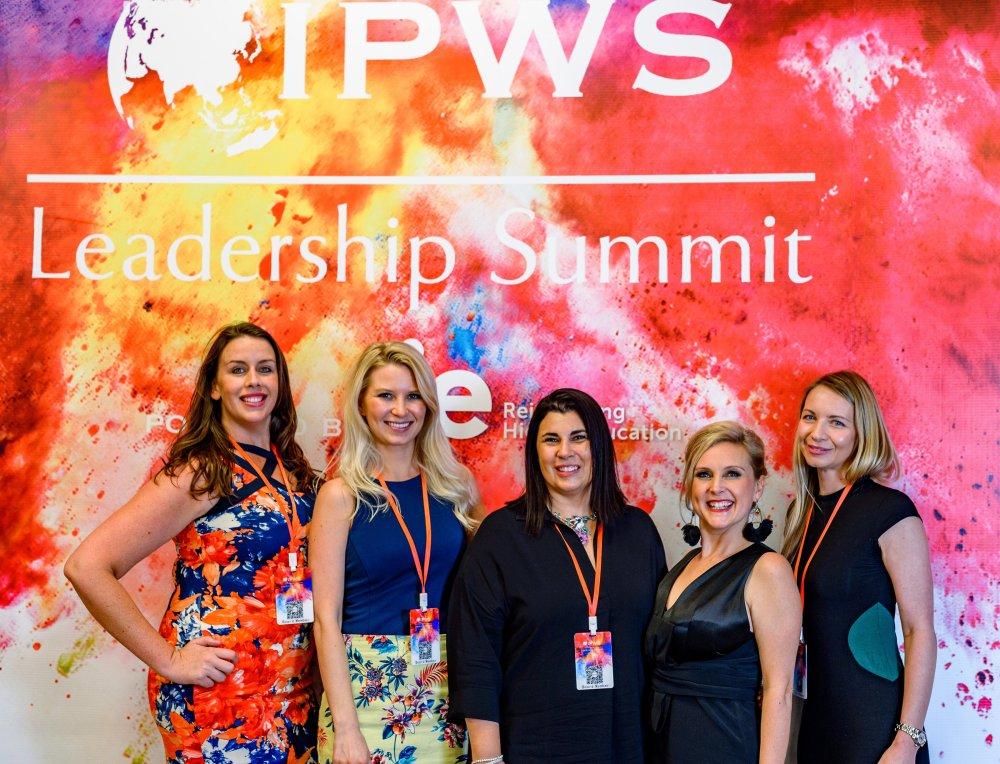 IPWS Leadership Summit Shanghaista