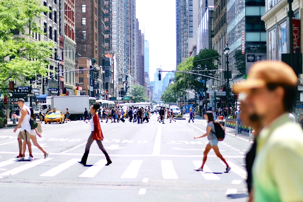NYC Shanghaista