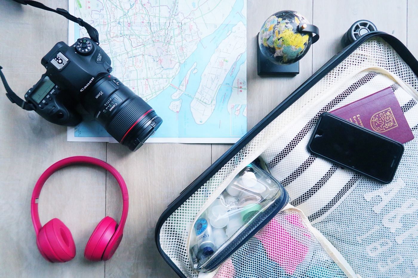 Shanghaista Travel Essentials