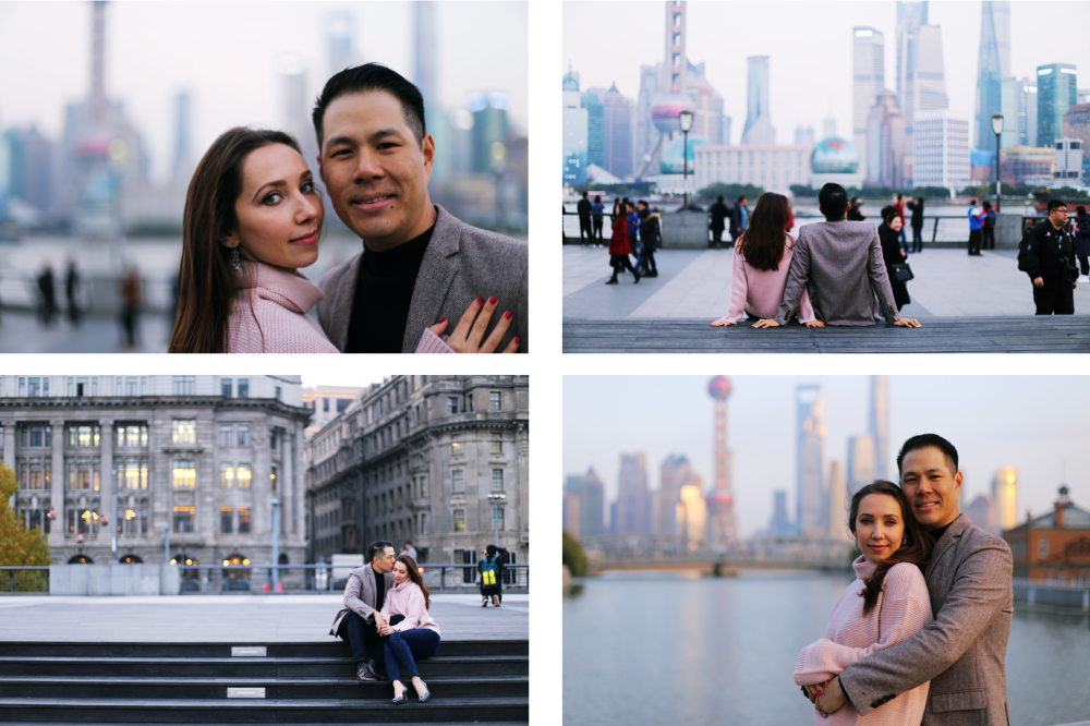 Shanghai portrait photography