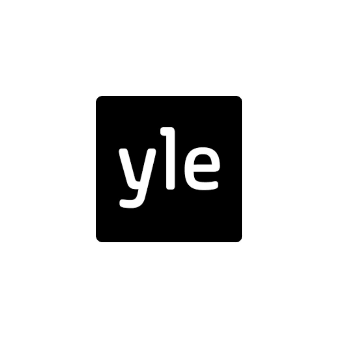 Clients YLE Finnish Broadcasting Company logo